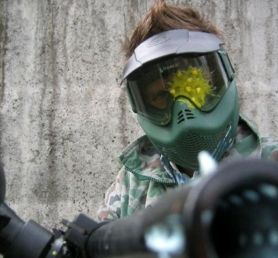 Paintball kuudelle