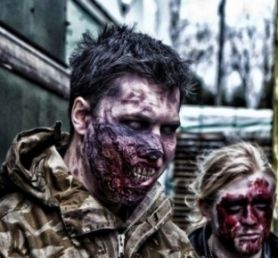 Zombie- Boot Camp