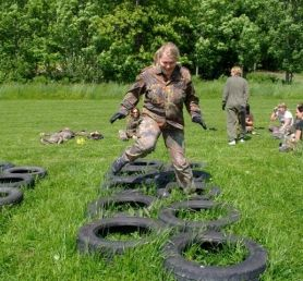 Army Bootcamp kymmenelle
