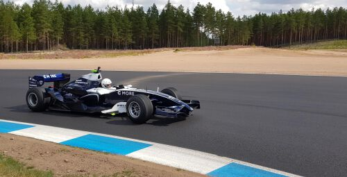 Formula 1 Driving Experience