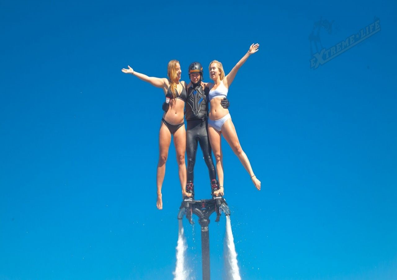 Extreme Life Flyboard 20min