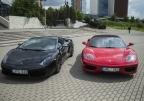 Ferrari ja Lamborghini
